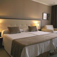 Gran Hotel Sol y Mar (только для взрослых 16+) Кальпе комната для гостей