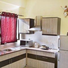 Апартаменты GuestHouser 1 BHK Apartment 211f Гоа в номере