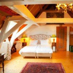 Отель Kasteel Sterkenburg комната для гостей