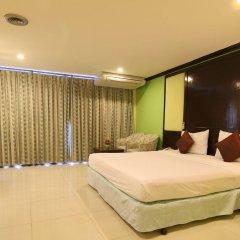 Отель Mike Beach Resort Pattaya комната для гостей фото 2