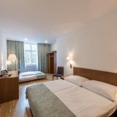 Отель Benediktushaus Австрия, Вена - отзывы, цены и фото номеров - забронировать отель Benediktushaus онлайн комната для гостей фото 3