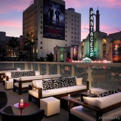 Отель W Hollywood развлечения