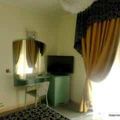 Отель Ambassador Италия, Римини - 1 отзыв об отеле, цены и фото номеров - забронировать отель Ambassador онлайн удобства в номере фото 2