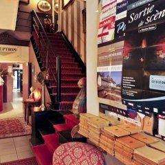 Отель Noga Бельгия, Брюссель - отзывы, цены и фото номеров - забронировать отель Noga онлайн интерьер отеля фото 2