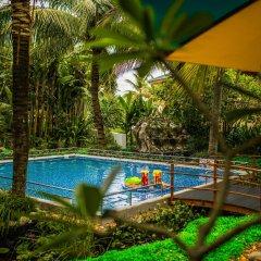 Отель Sunrise Hoi An Resort Хойан бассейн