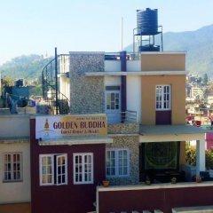 Отель Golden Buddha Hostel Непал, Катманду - отзывы, цены и фото номеров - забронировать отель Golden Buddha Hostel онлайн балкон