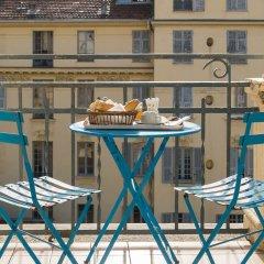 Отель Hôtel Solara балкон