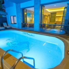 Marmaris Beach Hotel бассейн фото 2