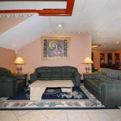 Отель Magnuson Grand Columbus North США, Колумбус - отзывы, цены и фото номеров - забронировать отель Magnuson Grand Columbus North онлайн интерьер отеля фото 2