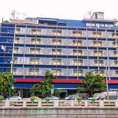 Отель The Krungkasem Srikrung Hotel Таиланд, Бангкок - отзывы, цены и фото номеров - забронировать отель The Krungkasem Srikrung Hotel онлайн пляж