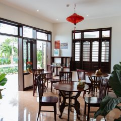 Отель Hoi An Golden Rice Villa питание