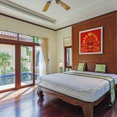 Отель Villa in Bangtao in Les Palmares Villa 8 комната для гостей фото 5