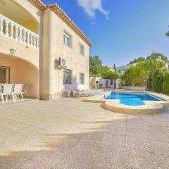 Отель Villa in Calpe - 104078 by MO Rentals бассейн фото 2