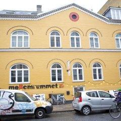 Отель Globalhagen Hostel Дания, Копенгаген - отзывы, цены и фото номеров - забронировать отель Globalhagen Hostel онлайн парковка