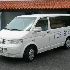Отель Hospedaria JSF городской автобус