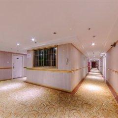 Отель S&P Holiday Inn (Guangzhou Baiyun Airport No.1) парковка