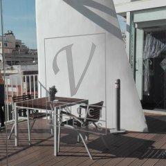 Отель Vincci Palace Hotel Испания, Валенсия - отзывы, цены и фото номеров - забронировать отель Vincci Palace Hotel онлайн балкон