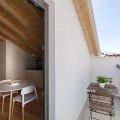 Отель Oporto Local Studios балкон