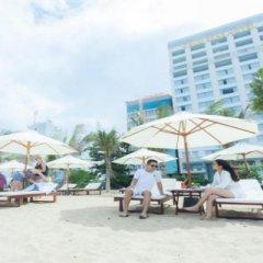 Truong Hotel пляж фото 2
