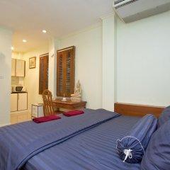 Апартаменты Argyle Apartments Pattaya Паттайя комната для гостей фото 4