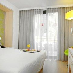 DoubleTree by Hilton Hotel Girona комната для гостей фото 5