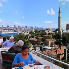 The And Hotel Istanbul - Special Class гостиничный бар