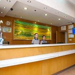 Отель 7 Days Inn Chongqing University Town Xijie Pedestrian Street Branch интерьер отеля фото 2