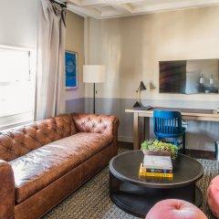 Отель Hollywood Roosevelt Hotel США, Лос-Анджелес - 1 отзыв об отеле, цены и фото номеров - забронировать отель Hollywood Roosevelt Hotel онлайн комната для гостей фото 4