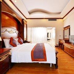 Grand Halong Hotel комната для гостей фото 3
