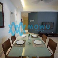 Отель Mowu Suites @ Bukit Bintang Fahrenheit 88 Малайзия, Куала-Лумпур - отзывы, цены и фото номеров - забронировать отель Mowu Suites @ Bukit Bintang Fahrenheit 88 онлайн питание фото 3