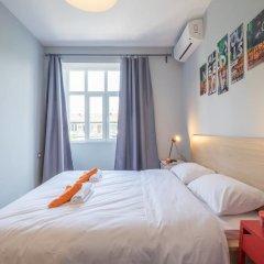 Апартаменты FM Deluxe 1-BDR Apartment - Style Meets Charm София комната для гостей фото 5