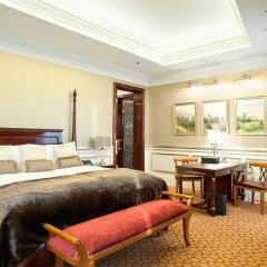 Лотте Отель Москва комната для гостей фото 6