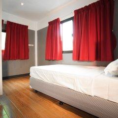 Отель Cloud Nine Lodge Бангкок комната для гостей фото 2