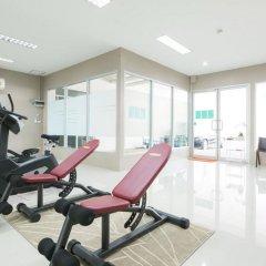 Отель J Park at Chinnakhet фитнесс-зал фото 2