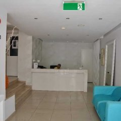 Les Palmiers Beach Hotel in Larnaca, Cyprus from 124$, photos, reviews - zenhotels.com hotel interior photo 3