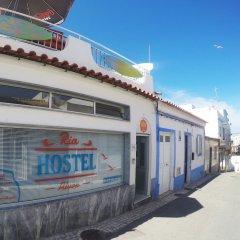 Отель Ria Hostel Alvor Португалия, Портимао - отзывы, цены и фото номеров - забронировать отель Ria Hostel Alvor онлайн парковка