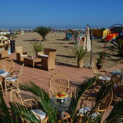 Hotel Imperial Beach пляж