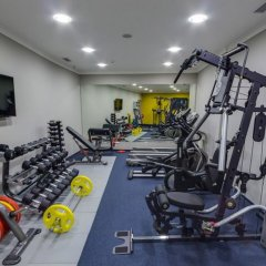 Diarso Hotel фитнесс-зал