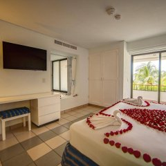 Отель Park Royal Beach Resort Huatulco комната для гостей
