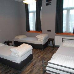 Отель Urban City Centre Hostel Бельгия, Брюссель - 2 отзыва об отеле, цены и фото номеров - забронировать отель Urban City Centre Hostel онлайн комната для гостей