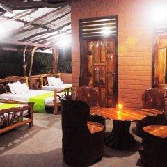 Отель Yala Way Bungalow интерьер отеля