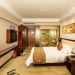 Guangzhou Mingyue Hotel комната для гостей