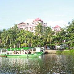 Отель Hoi An Green Channel Homestay Вьетнам, Хойан - отзывы, цены и фото номеров - забронировать отель Hoi An Green Channel Homestay онлайн приотельная территория