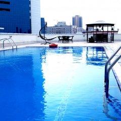 Отель Moon Valley Hotel apartments ОАЭ, Дубай - отзывы, цены и фото номеров - забронировать отель Moon Valley Hotel apartments онлайн бассейн фото 3