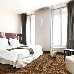 Отель Libertel Austerlitz Jardin des Plantes комната для гостей