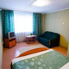 Отель Алгоритм Тюмень комната для гостей фото 4