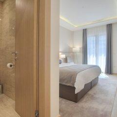 Отель Villa Gracia Черногория, Будва - отзывы, цены и фото номеров - забронировать отель Villa Gracia онлайн ванная
