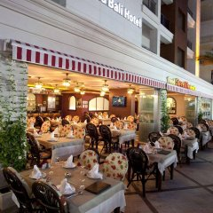 Отель Xperia Grand Bali Аланья питание