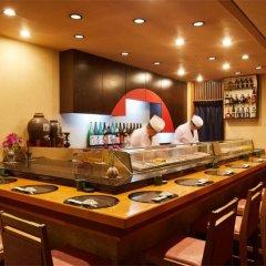 Hotel Mariners' Court Tokyo гостиничный бар