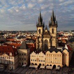 President Hotel Prague городской автобус